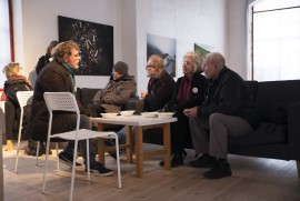 Sculpture Network's brunch i Strömstad 2017